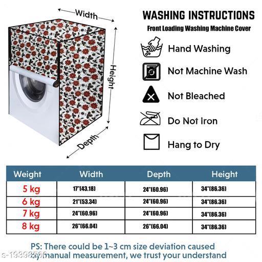 Designer Washing Machine Covers