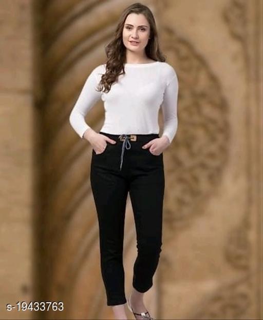 Trendy Stylish Women's Jeggings