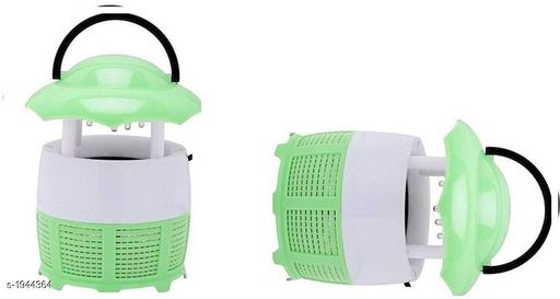 Other Useful Portable Electronic Utility Material: Plastic Size: Free Size Type: Electric Insect Killer Extra Features: Mosquito Killer ( Suction Trap ) Description: It Has 1 Piece Of Electric Insect Killer Country of Origin: India Sizes Available: Free Size   Catalog Rating: ★3.7 (105)  Catalog Name: Trendy Useful Portable Electronic Utilities Vol 1 CatalogID_256584 C103-SC1807 Code: 533-1944364-