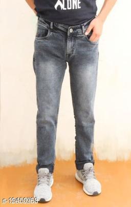 Trendy Denim Men Jeans