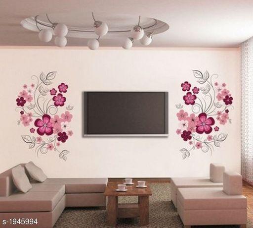 Trendy Vinyl Decorative Wall Sticker