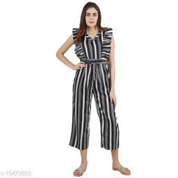 Pratyusha Women's New Trendy Stylish Design Jumpsuit