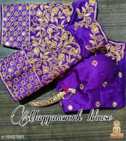 Maggam Work Beautiful Blouse