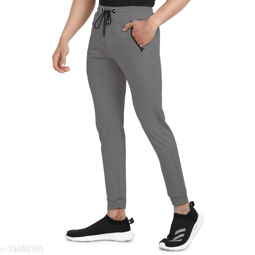 INDICLUB Men's jogger track pant