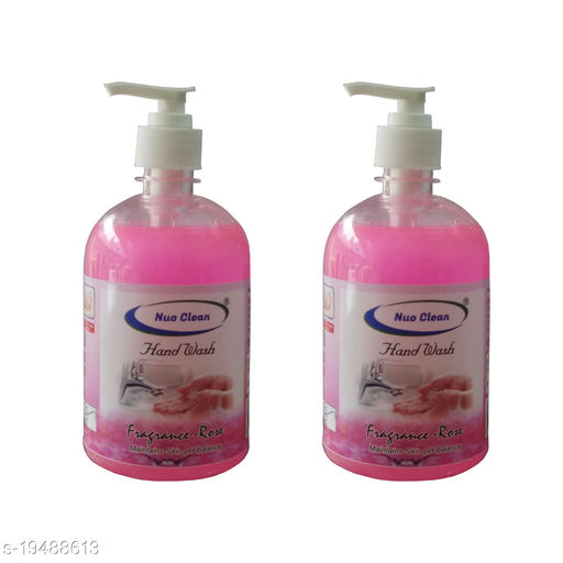 Anti-bacterial Rose Handwash - 2x500 ml