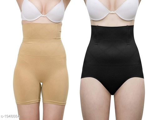 Shapewear Comfy Spandex Ladies Shapewear (Pack Of 2)  *Fabric* Spandex  *Size* Up To 30 in To 38 in (Free Size)  *Type* Stitched  *Description* It Has 2 Pieces Of Shapewears  *Pattern* Solid  *Sizes Available* Free Size *   Catalog Rating: ★3.9 (71)  Catalog Name: Trendy Spandex Ladies Shapewear Vol 2 CatalogID_257258 C76-SC1050 Code: 094-1948884-