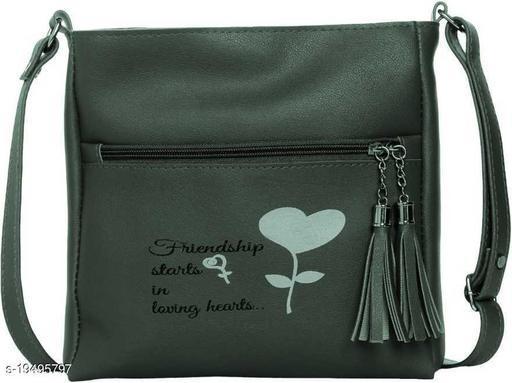 Graceful Versatile Women Slingbags