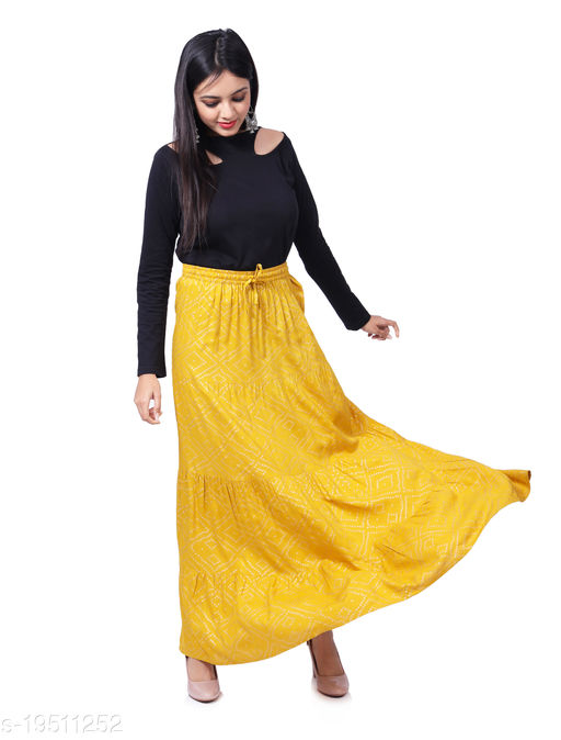 Kashvi Petite Women Ethnic Skirts
