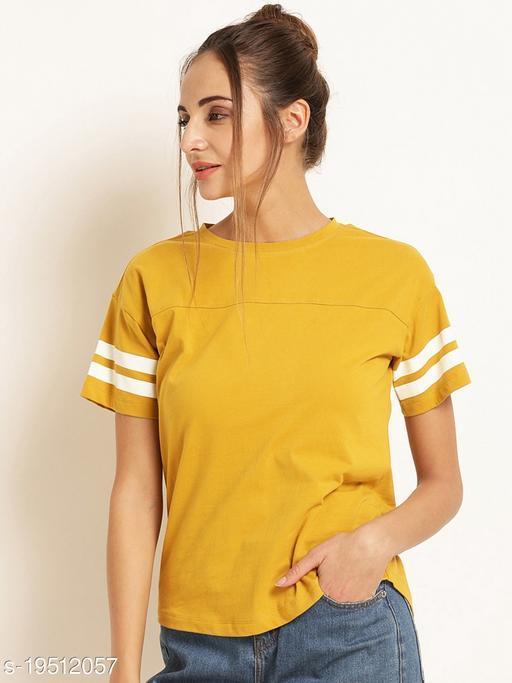 Trendy Feminine Women Tshirts