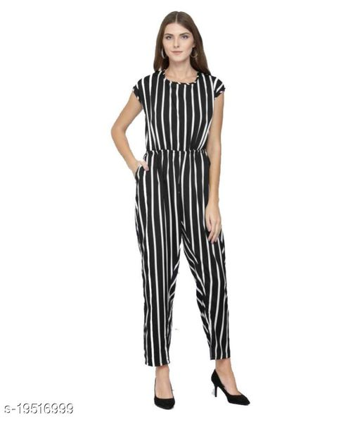 SK Fashion Hub crepe jumpsuit