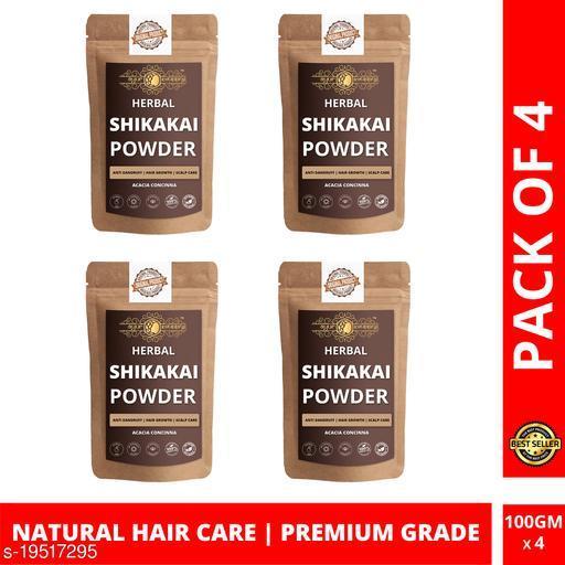 Shikakai Powder Powder For Hair Care,Hair Care Combo, Hair Care Products (100GM * 4)