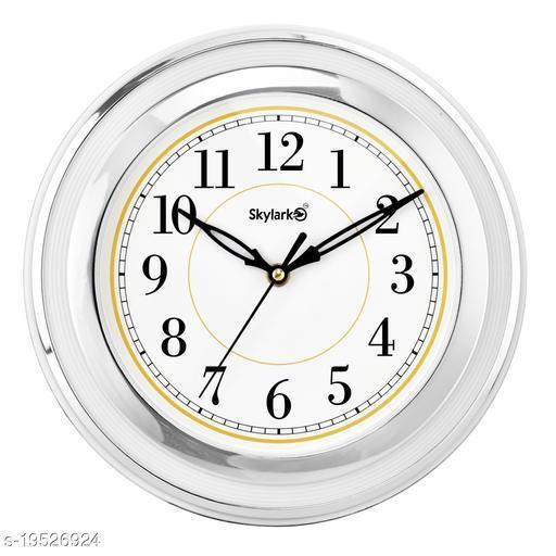 Skylark Analog 25 cm X 25 cm Wall Clock