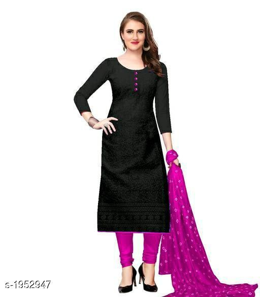 Kurta Sets Voguish Cotton Chikankari Kurtis With Dupatta  *Fabric* Kurti - Cotton , Dupatta - Cotton  *Sleeves* Sleeves Are Included  *Size* Kurti - M - 38 in, L - 40 in, XL - 42 in, XXL - 44 in , Dupatta - 2.25 Mtr  *Length* Up To 48 in  *Type* Stitched  *Description* It Has 1 Piece Of Women's Kurti With Dupatta  *Work* Chikankari Work  *Sizes Available* M, L, XL, XXL, XXXL, 4XL, 5XL, 6XL   Catalog Rating: ★3.8 (644) Supplier Rating: ★3.8 (12612) SKU: 101-FALSA Shipping charges: Rs49 (Non-refundable) Pkt. Weight Range: 500  Catalog Name: Abhisarika Voguish Cotton Chikankari Kurtis With Dupattas - CROP FASHIONS Code: 803-1952947--