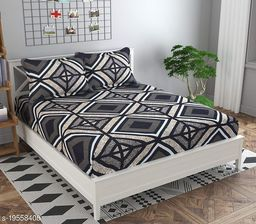 ULTRA SOFT KING SIZE FITTED BED SHEETS