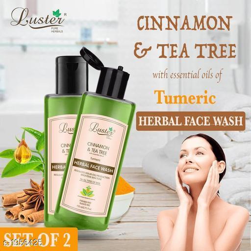 Luster Premium Choice Face Wash