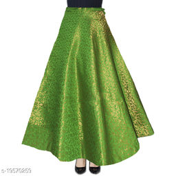 Aagyeyi Voguish Women Ethnic Skirts