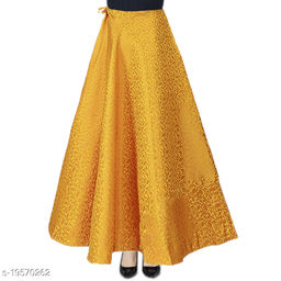 Adrika Petite Women Ethnic Skirts