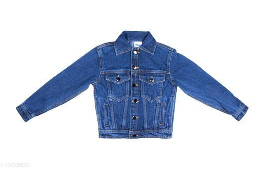 Aspetto Boys Adventurer All Season Denim Jacket