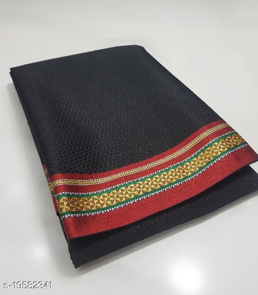New Khan Paithani Silk Saree