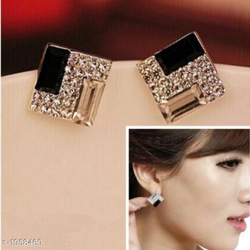 Charming Alloy Earrings