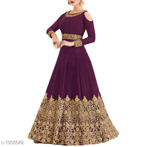 Party Wear Pretty Suits & Dress Material