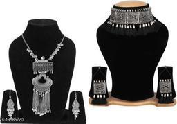 Combo of Fancy Designer Jewellery set