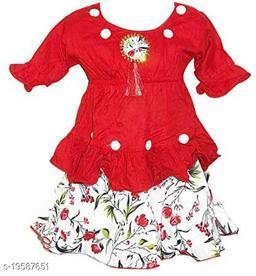 Cutiepie Girls Ethnic Gowns