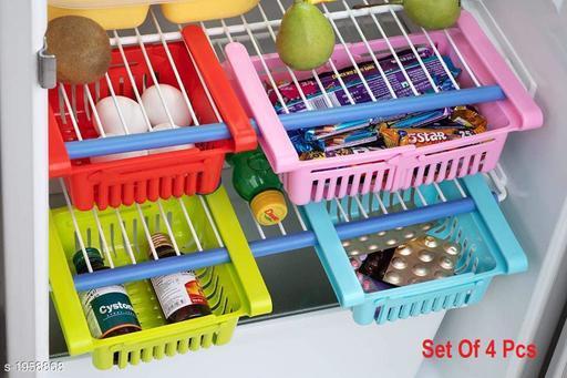 Multipurpose Fridge Storage Tray / Rack