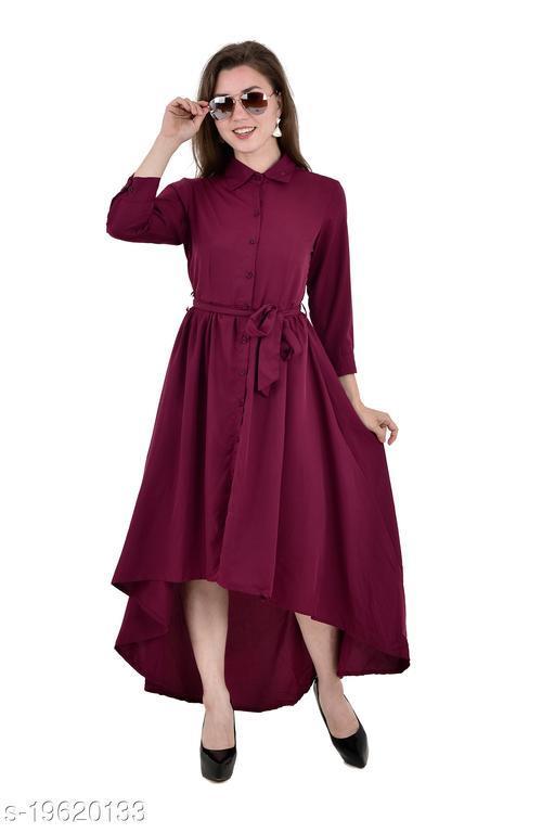 Umiko Women's High Low Dress