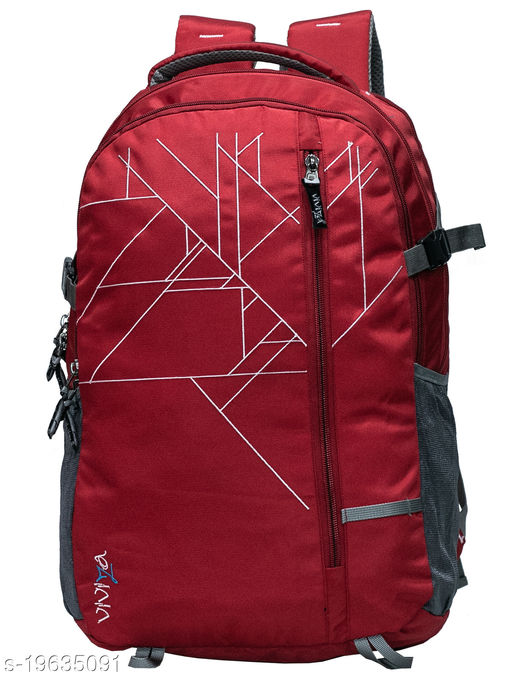 Viviza Office Laptop Backpack for Men and Women |School and College Bags |Casual Bag Pack| 15.6 inches Laptop Compartment | 32 Ltrs