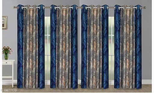 Elegant Fashionable Curtains & Sheers