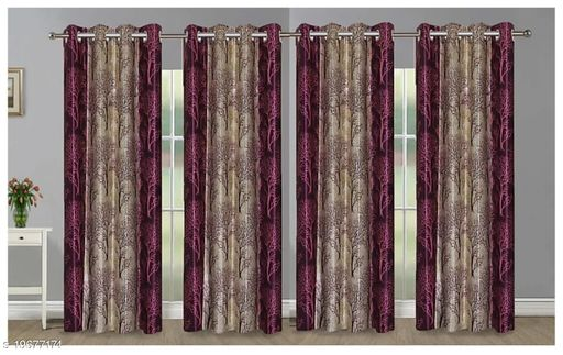 Elite Attractive Curtains & Sheers