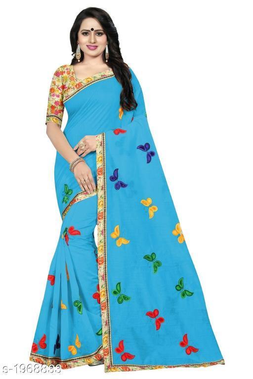 Attractive Cotton Women's Saree