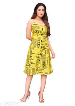 WOMEN WESTERN DRESS