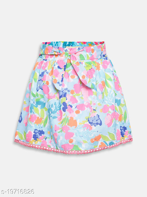 Tropical Pearl Girl's Skirts