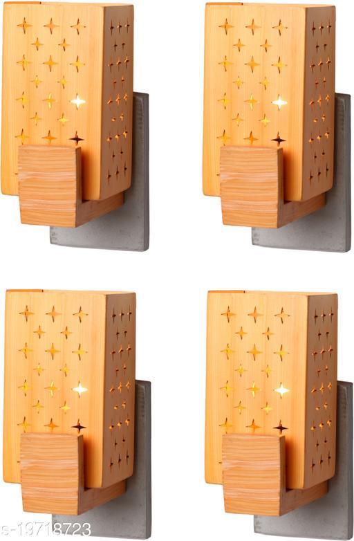 Afast Designer Wooden Wall Lamp AA51