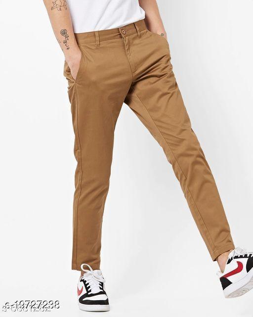 Elegant Trendy Men Trousers