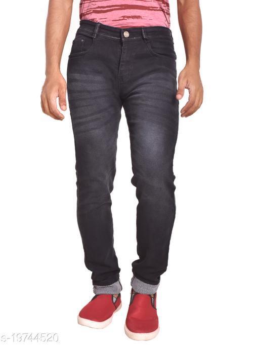Fashionable Glamarous Men Jeans