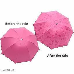 Attractive Multipack Pink Umbrellas