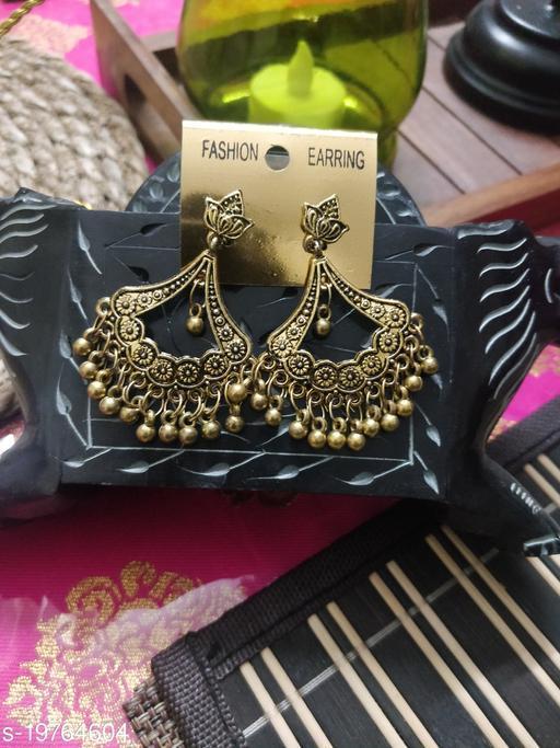 Trendy Beautiful Earrings