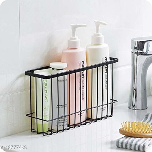 Trendy Bath Shelves