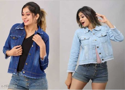 Alisha Drishya Women Ethnic Jackets
