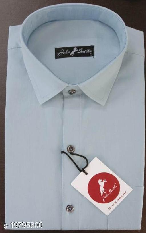 Mens - Smart Fit/Full Sleeves Designer Formal Shirt