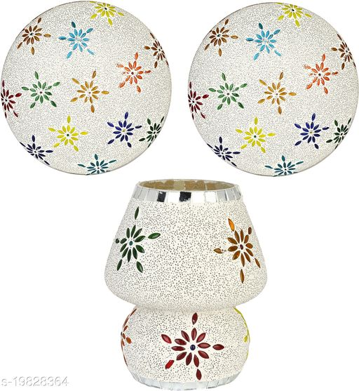 Afast Somil New Designer Descorative Interior Light  Set Ornamented With Colorful Chips &Beads-HD39