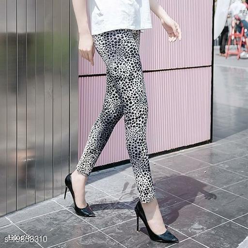 Fancy Feminine Women Leggings