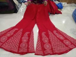 Trendy Petite Sharara