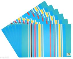 LooMantha PVC Fridge Drawer Mat Pack of 6