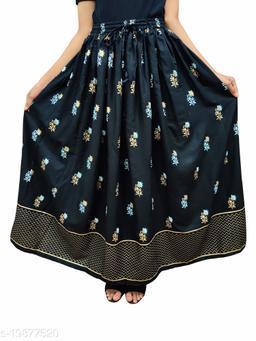 Aagam Ensemble Women Ethnic Skirts