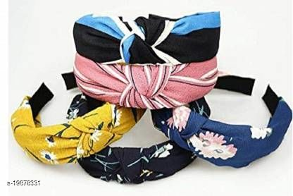 Shimmering Fusion Women Hair Accessories