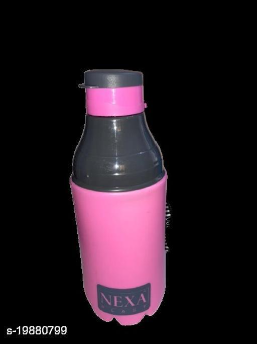 UNICEPT Nexa sport 450ml kidz water Bottle (Pack of 1,Multicolour, Plastic)